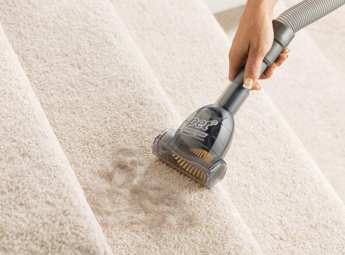 Eureka Mighty Mite Pet Lover Vacuum Cleaning Power