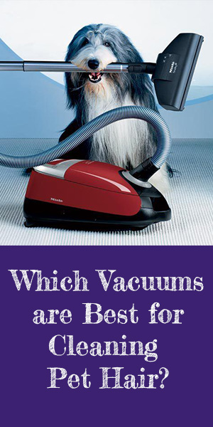 Best Vacuum for Pet Hair 2017