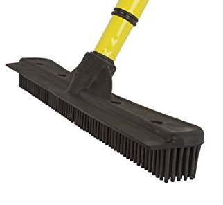 Dog Broom for hardwood
