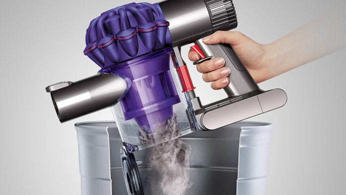 Dyson V6 Animal Cord Free Vacuum Filtration