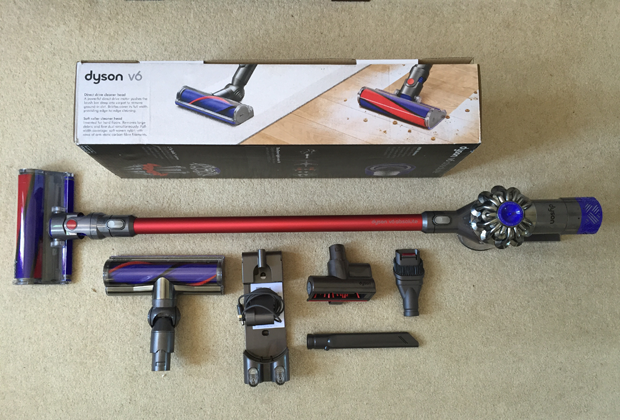 Dyson V6 Animal Cord Free Vacuum Tools
