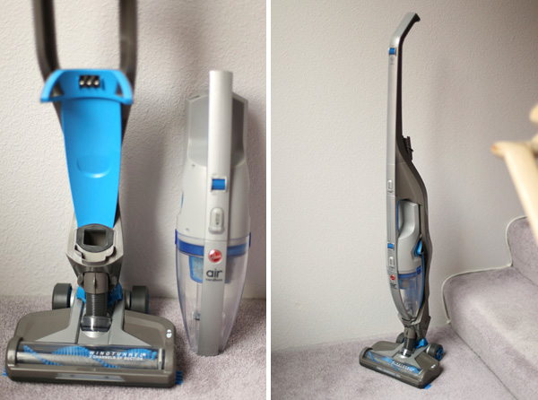 Hoover Linx BH50010 Cordless Stick Vacuum Cleaner Filtration
