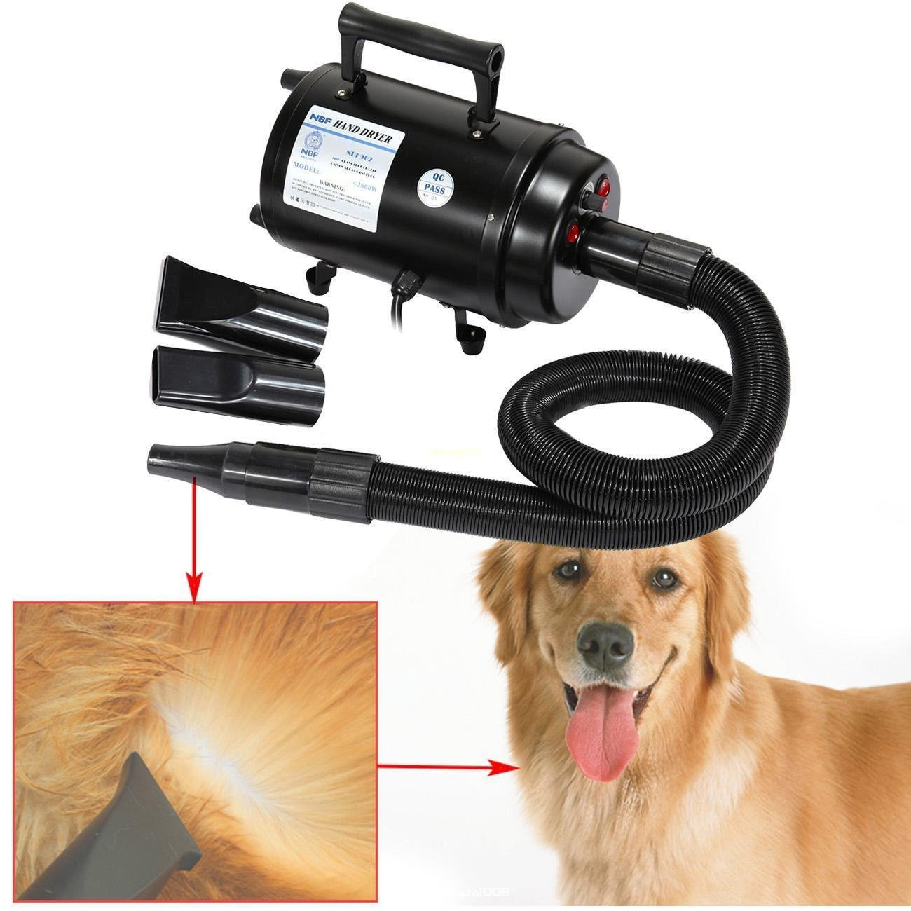 Euroeshop 2800W Dog Pet Grooming Blaster Dryer