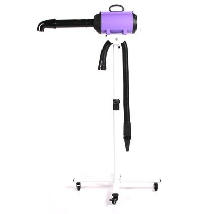 Pedigroom Professional Dog Grooming Dryer Blaster on Stand